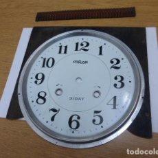Recambios de relojes: ESFERA, RELOJ DE PARED.. Lote 194350975