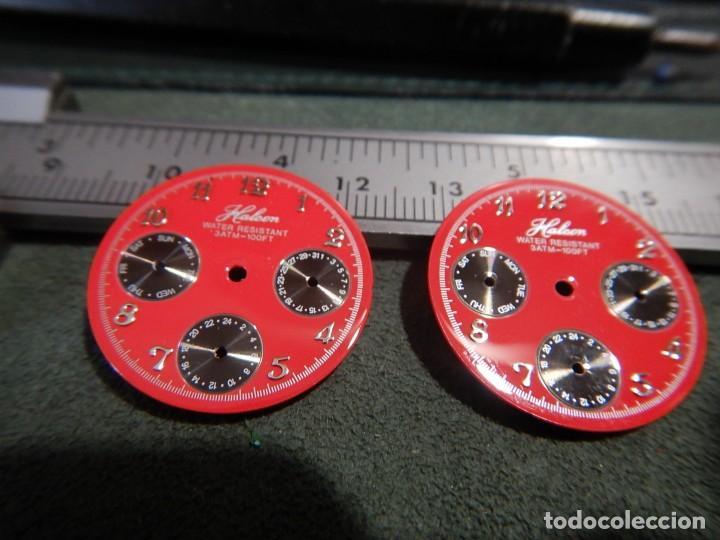 Recambios de relojes: Esferas chrono - Foto 2 - 194407383