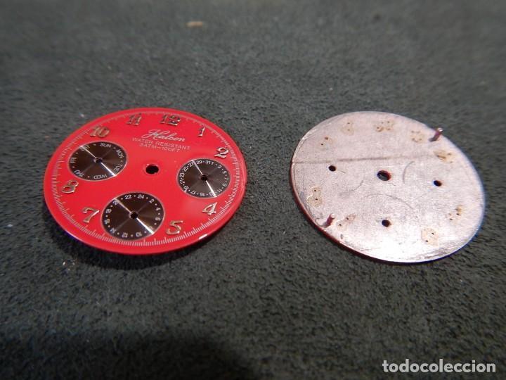 Recambios de relojes: Esferas chrono - Foto 5 - 194407383