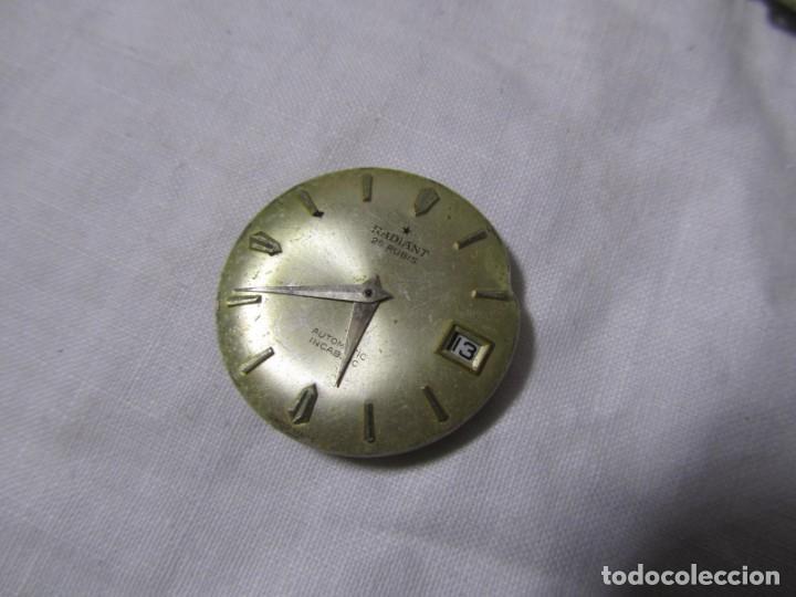 Recambios de relojes: Lote de cajas y mecanismos de reloj para piezas - Foto 15 - 194517131