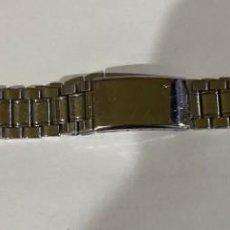 Recambios de relojes: PULSERA DE ACERO INOX 175 M/M. MAX - ANCHO 18 M/M.. Lote 194623857