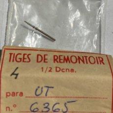 Pièces de rechange de montres et horloges: 1 TIJA UNITAS ( UT ) 6365,6360 . Lote 194747227