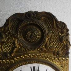 Recambios de relojes: MÁQUINA DE RELOJ MOREZ. Lote 194748117