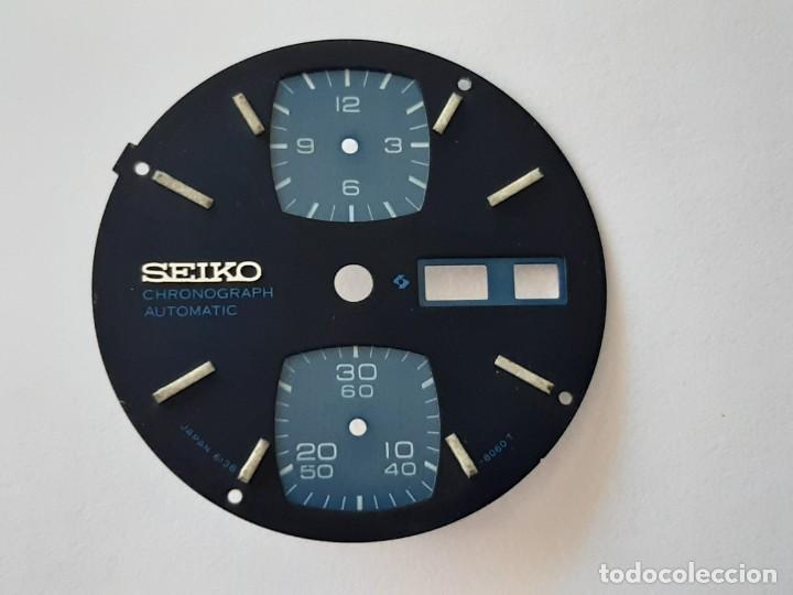 ESFERA SEIKO 6138-8060 T (Relojes - Recambios)