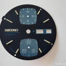 Recambios de relojes: ESFERA SEIKO 6138-8060 T. Lote 194873000