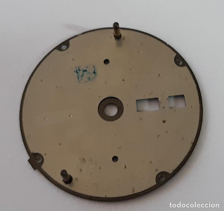 Recambios de relojes: Esfera Seiko 6138-8060 T - Foto 4 - 194873000