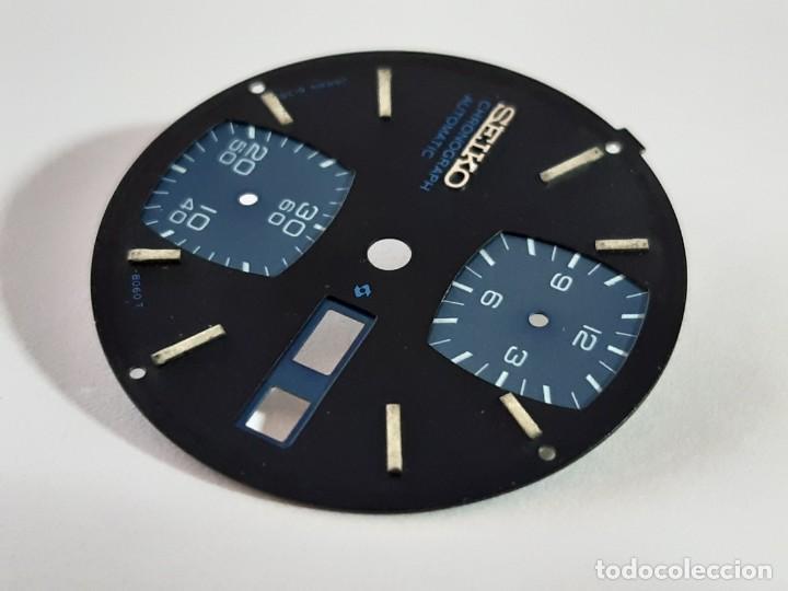 Recambios de relojes: Esfera Seiko 6138-8060 T - Foto 8 - 194873000