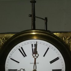 Recambios de relojes: MÁQUINA DE RELOJ MOREZ PARA RESTAURAR. Lote 194933947