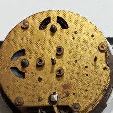 Recambios de relojes: TITAN DESPERTADOR PEQUEÑO - DIAMETRO 2´80 CM. - (FALTA CUERDA SONERÍA)(CD-5PB3) - 2FOTOS. Lote 195016916