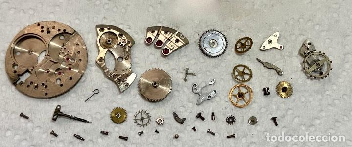 MST 352 - ROAMER / PIEZAS VARIAS . (Relojes - Recambios)