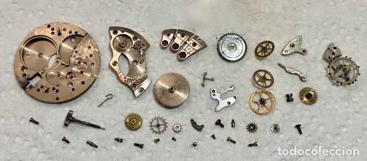 Recambios de relojes: MST 352 - ROAMER / PIEZAS VARIAS . - Foto 2 - 195073393