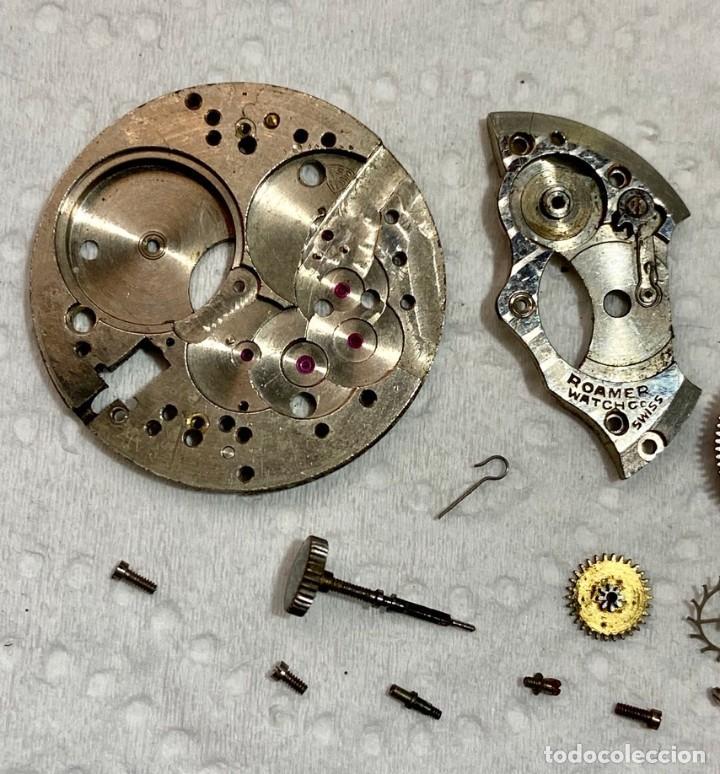 Recambios de relojes: MST 352 - ROAMER / PIEZAS VARIAS . - Foto 3 - 195073393
