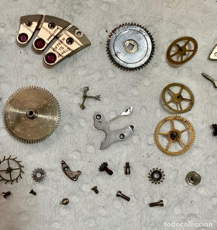 Recambios de relojes: MST 352 - ROAMER / PIEZAS VARIAS . - Foto 4 - 195073393