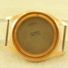 Recambios de relojes: EB 1197 CAJA CHAPADA EN ORO NUEVA ESTRENAR 32MM. Lote 195111887