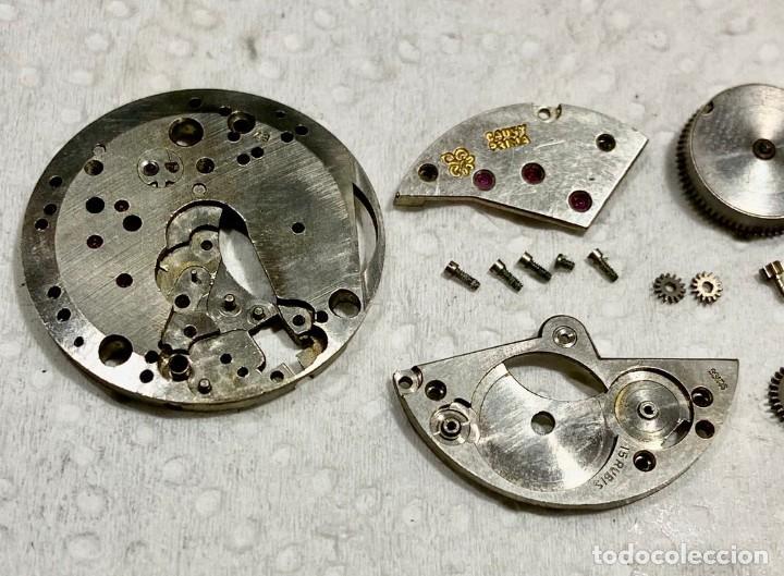 Recambios de relojes: CAUNY PRIMA / FEF 190 - PIEZAS VARIAS. - Foto 2 - 195136032