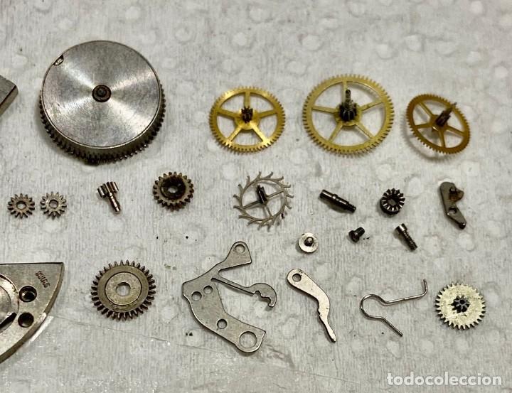 Recambios de relojes: CAUNY PRIMA / FEF 190 - PIEZAS VARIAS. - Foto 3 - 195136032