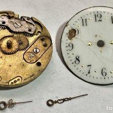 Recambios de relojes: ANTIGUO MECANISMO AS - 27 M/M.Ø. Lote 195172628