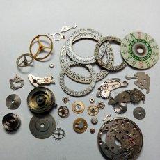 Recambios de relojes: SURTIDO VARIADO PARA RELOJES REF. ETA - (CD-6124). Lote 195176043
