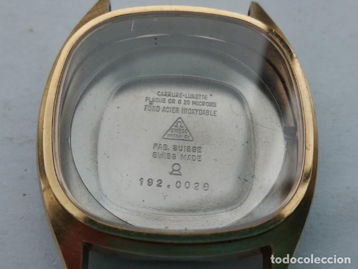 Recambios de relojes: Caja Nos Omega - Foto 4 - 195316721