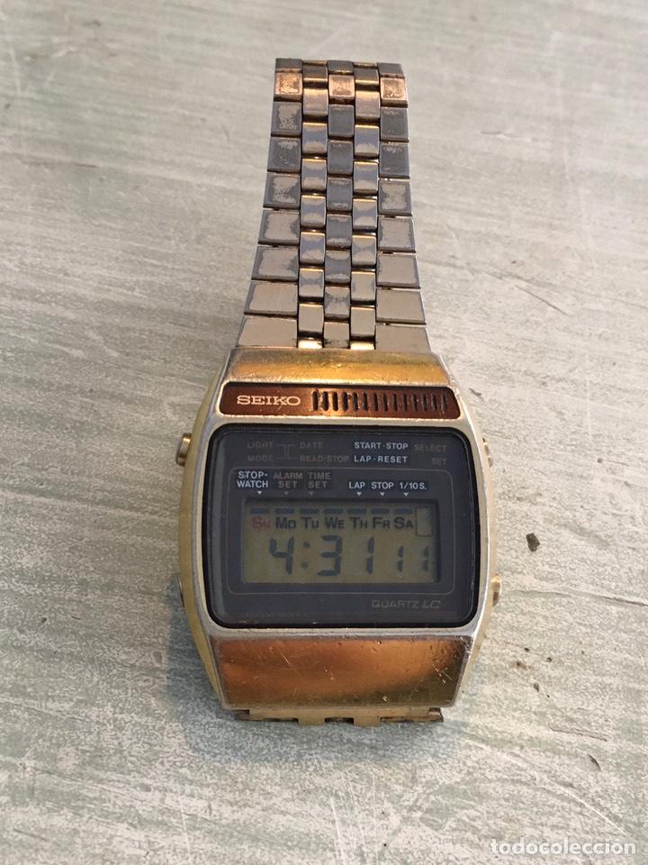 RELOJ SEIKO A159-5009 (Relojes - Recambios)