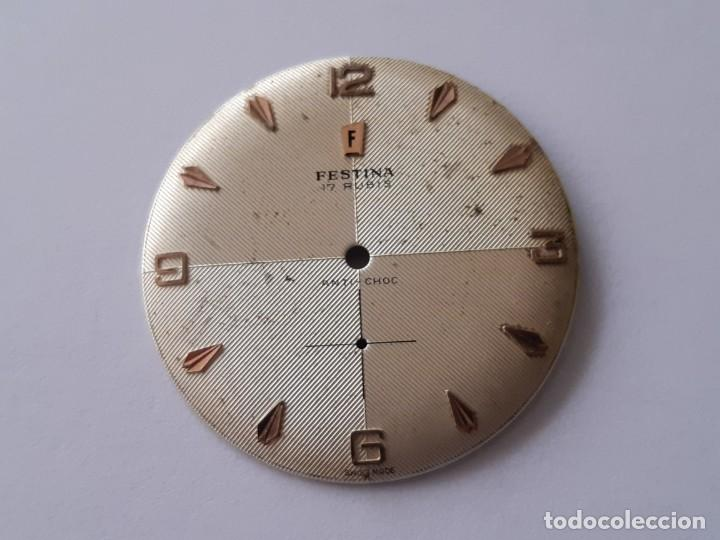 ESFERA PARA PESEUX 320 (Relojes - Recambios)