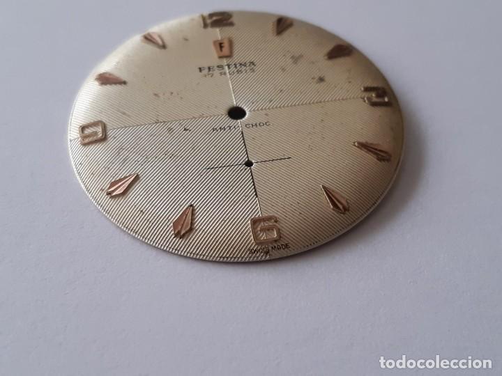 Recambios de relojes: Esfera para Peseux 320 - Foto 2 - 195464677