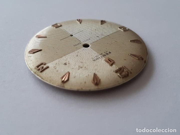 Recambios de relojes: Esfera para Peseux 320 - Foto 6 - 195464677
