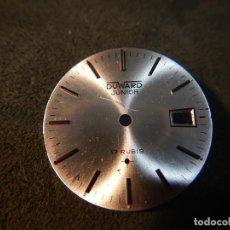Recambios de relojes: ESFERA DUWARD. Lote 195466201