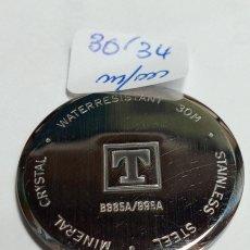 Recambios de relojes: FONDO - (CD-TE2TA). Lote 195481337