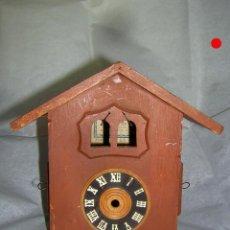 Recambios de relojes: CAJA DE RELOJ DE CUCO,. Lote 195562807