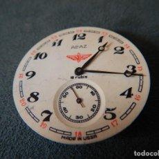 Recambios de relojes: MAQUINARIA Y ESFERA RELOJ DE BOLSILLO. Lote 195955933