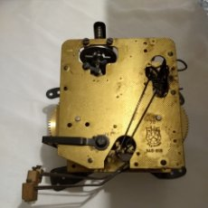 Pièces de rechange de montres et horloges: MAQUINA RELOJ DE PARED FHS 140-010, 4 MARTILLOS CON VOLANTE. Lote 196132912