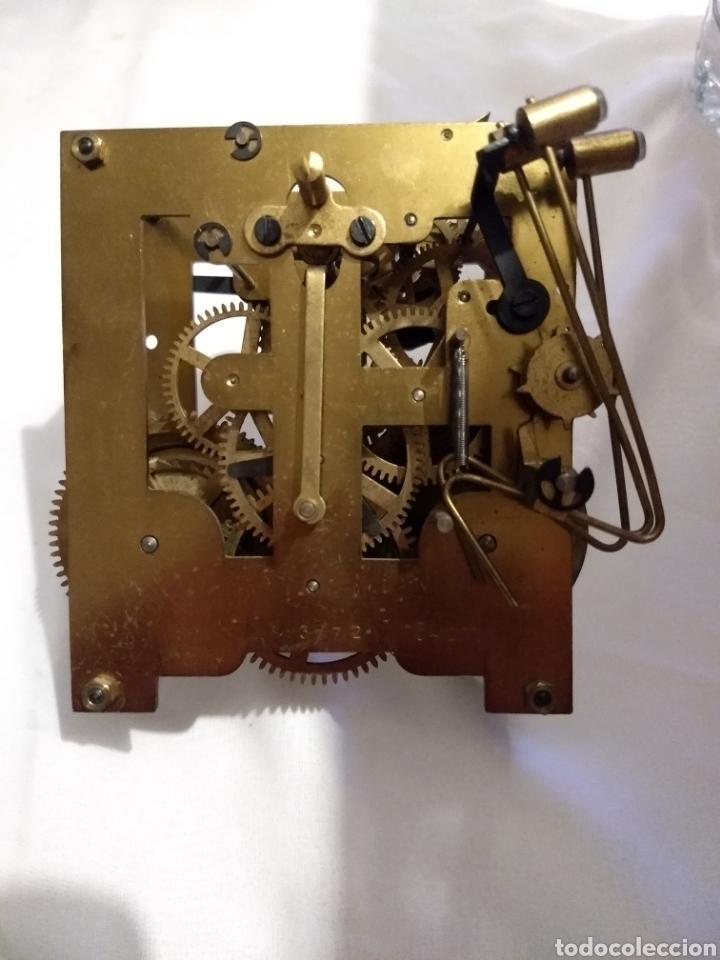 Recambios de relojes: Maquina reloj de pared 3/72 54cm - Foto 2 - 196134045