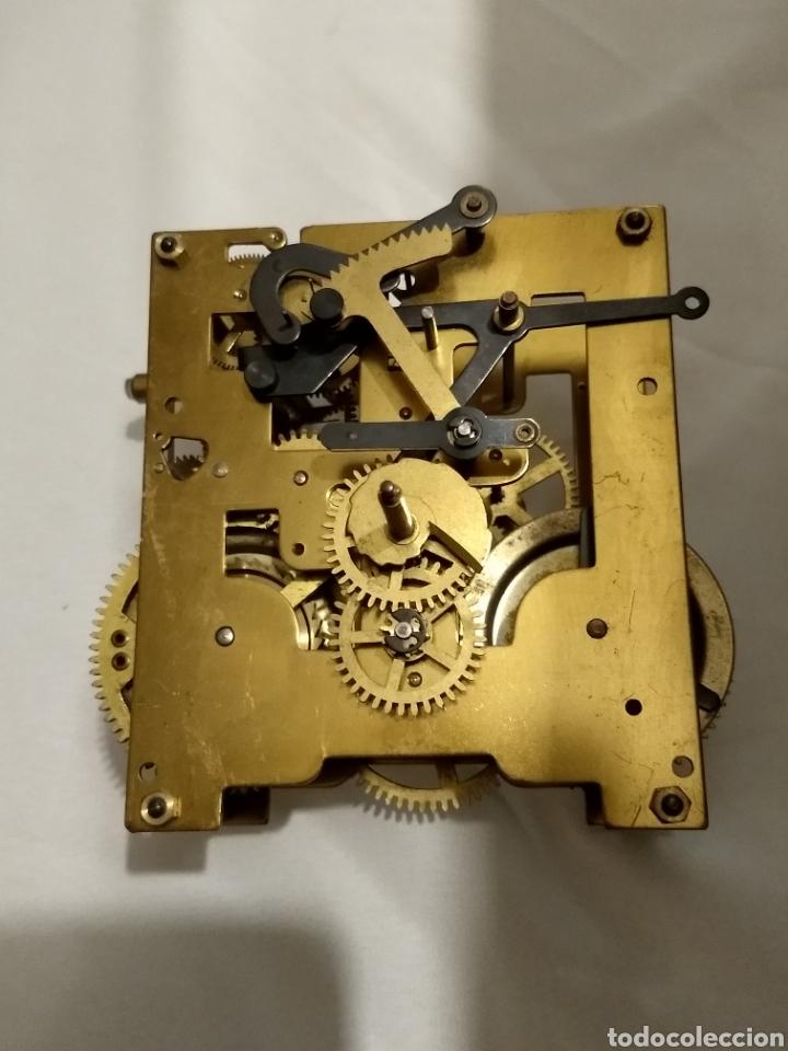 MAQUINA RELOJ DE PARED 3/72 54CM (Relojes - Recambios)