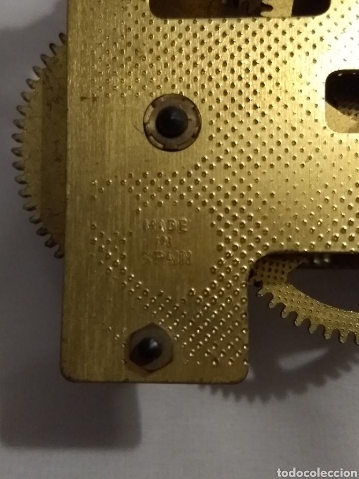 Recambios de relojes: Maquina reloj de pared Mod A 3-100 - Foto 3 - 196134446