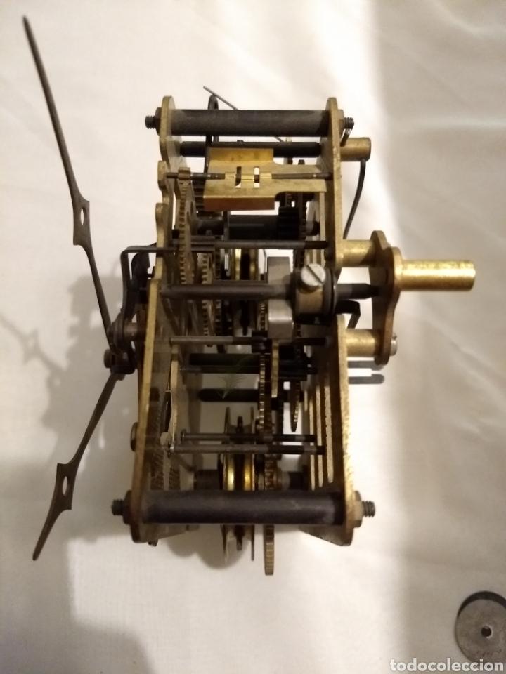 Recambios de relojes: Maquina reloj de pared Mod A 3-100 - Foto 5 - 196134446