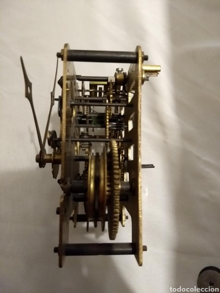 Recambios de relojes: Maquina reloj de pared Mod A 3-100 - Foto 6 - 196134446