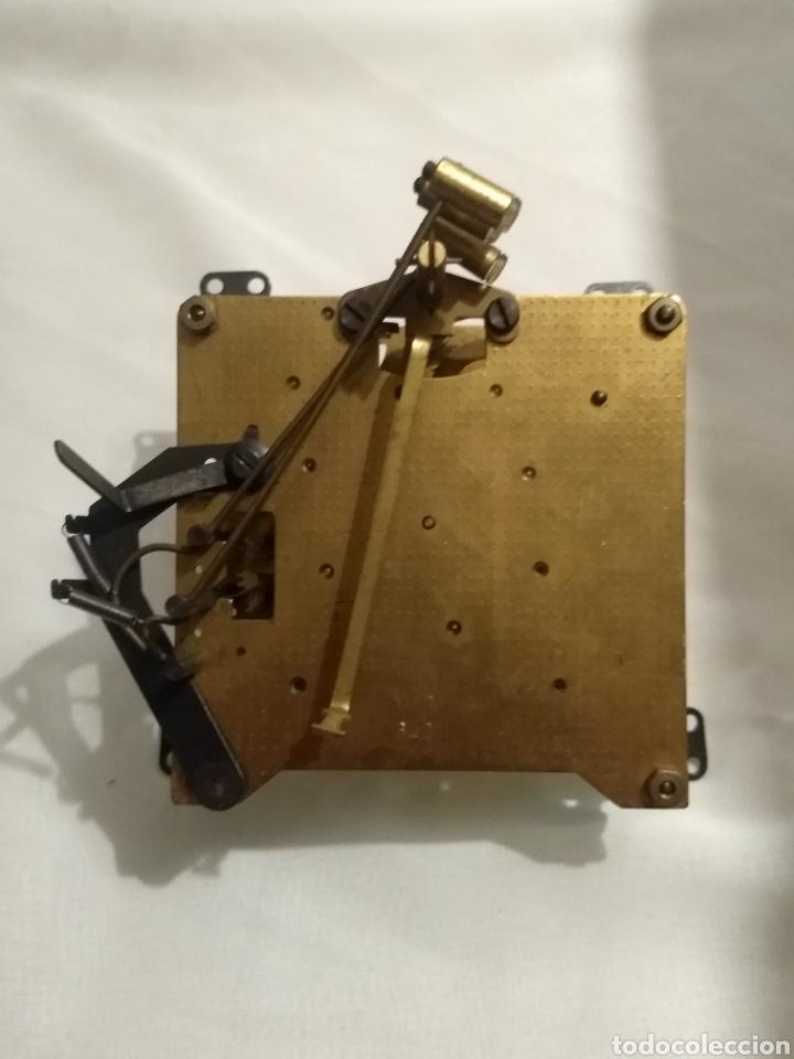 Recambios de relojes: Maquina reloj de pared 642 - Foto 2 - 196135151