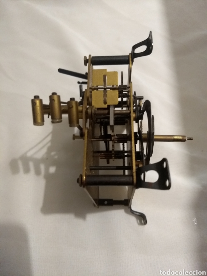 Recambios de relojes: Maquina reloj de pared 642 - Foto 3 - 196135151