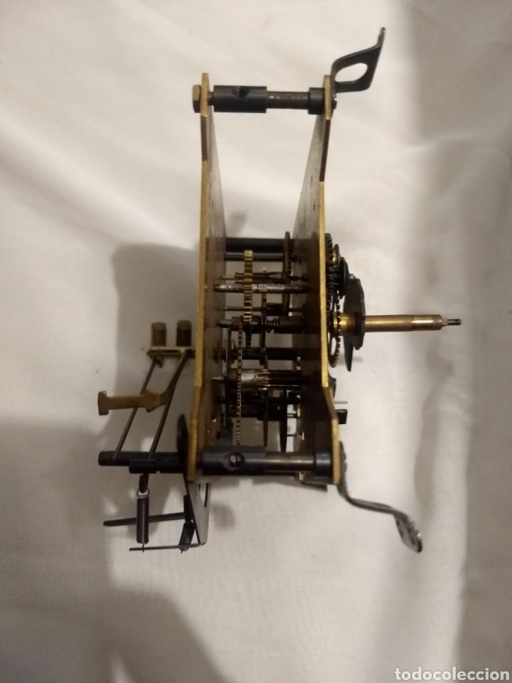 Recambios de relojes: Maquina reloj de pared 642 - Foto 5 - 196135151