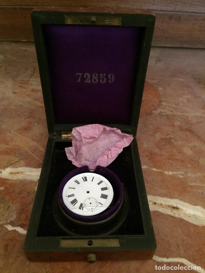 Recambios de relojes: MUY ANTIGUA - Foto 2 - 198182233