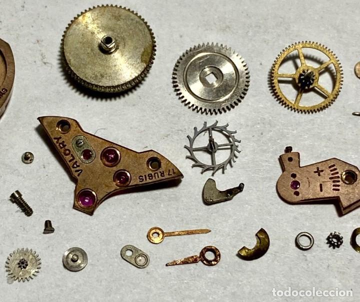 Recambios de relojes: AS 1051 - PIEZAS VARIAS. - Foto 3 - 198282231