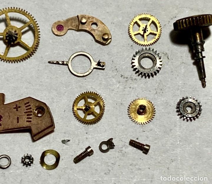 Recambios de relojes: AS 1051 - PIEZAS VARIAS. - Foto 4 - 198282231