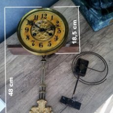 Recambios de relojes: REGULADOR, MÁQUINA DE PÉNDULO JUNGHANS COMPLETA. Lote 198525893