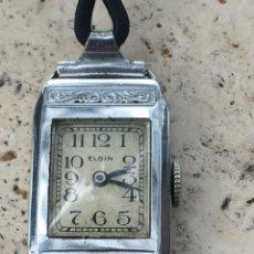 Recambios de relojes: RELOJ MUJER ARTDECO ELGIN PARA REPARAR. Lote 199046038
