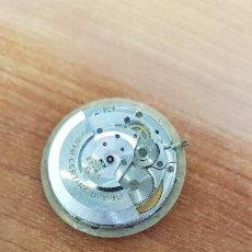 Recambios de relojes: MAQUINA COMPLETA CERTINA AUTOMÁTICA CALIBRE CERTINA 25.65, ESFERA EN CHAMPAN, AGUJAS ORIGINALES. . Lote 199651642