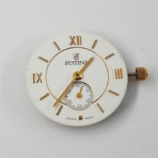 Recambios de relojes: ETA 980.153 FESTINA USADA- COMPROBADA. Lote 199709983
