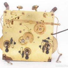 Pièces de rechange de montres et horloges: MÁQUINA DE RELOJ VINTAGE REGULADORA, CARRILLÓN DE CUERDA, RELOJ DE PIÉ O DEL ABUELO, VER FOTOS. Lote 200294963