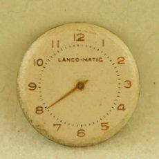 Recambios de relojes: LANCO - MATIC ESFERA BONITA 31MM. Lote 203459516