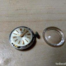 Ricambi di orologi: MAQUINA DE RELOJ DUWARD CALIBRE ETA 2417 CON ESFERA - AFM. Lote 203554145